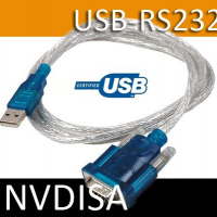 Cable RS232-USB